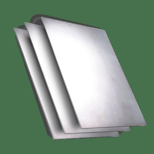 Chapas de Alumínio